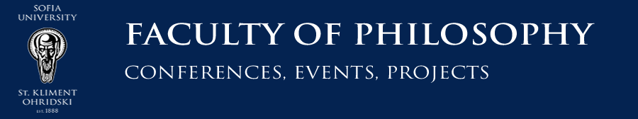 Faculty of Philosophy – conferences, events, projects